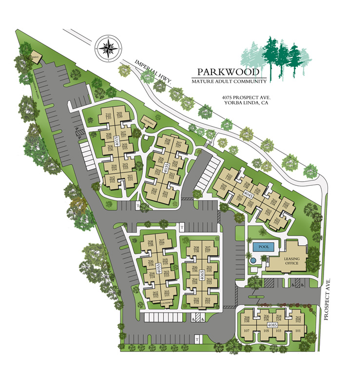 Apt Websites: Parkwood Apartments At Yorba Linda (55+)
