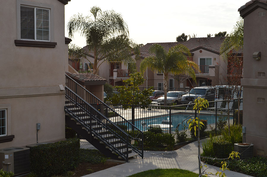 Parkwood Apartments At Yorba Linda 55 American